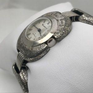 Vendome Accessories - Vintage Rare Vendome Ladies Watch 7Jewels Handwind